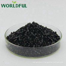 Engrais cylindrique d'extrait de Leonardite naturel Acide humique