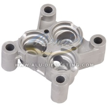 Aluminium Die Casting Water Pump Mould