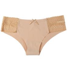 2017 New Designed Boyshort Milk Fabric Underwear Mature Ladies Lingerie Sexy For Ladies Dress Seamless Panties Underwear