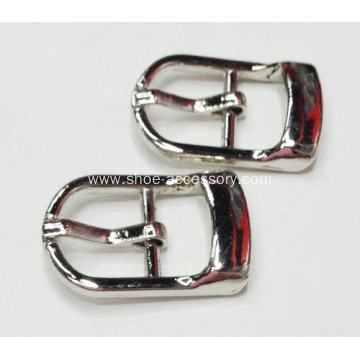 10.5mm Pin Buckle, Polish Pin Buckle