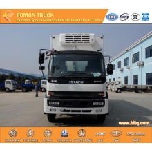 FTR 40m3 4X2 190hp cooling box truck