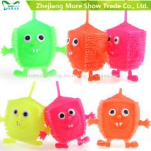 Acender Brinquedo Educativo Bola de Esponja Plástica Suave