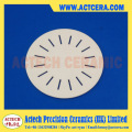 Kundenspezifische Herstellung von Aluminiumoxid Keramik Substrat/Wafer/Platte/Scheiben/Board
