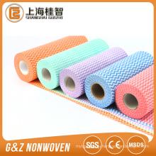спанлейс нетканые ткани 55gsm тряпку или чистящие салфетки