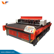 Three Laser Head Automatic Feeding Laser Cutting Bed