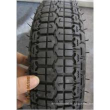 Beton Schubkarre Reifen und Rohr
