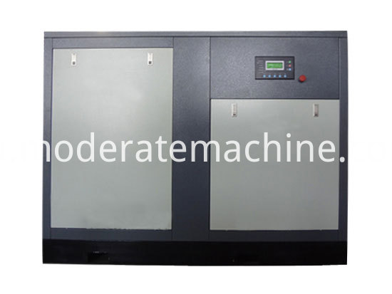 90kw High Quality Screw Air Compressor1
