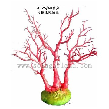40CM Artificial tree trunk without leaves dry tree for decoration fake tree trunks