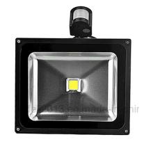 CE Aprovado 10W 20W 30W 50W 100W RGB Sensor PIR LED Flood Light (COB)