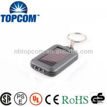 Porte-clés porte-clés solaires uv 3 de poche