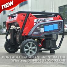Preço do set de gerador de gasolina de 6,5 hp