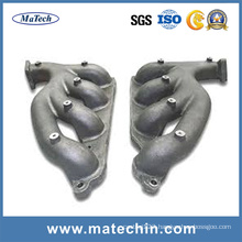 Foundry Custom Good Quality Turbo Exhaust Manifold Iron Casting