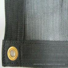 Schlussverkauf! Fabrik-Versorgungsmaterial billiges Plastikineinander greifengewebe
