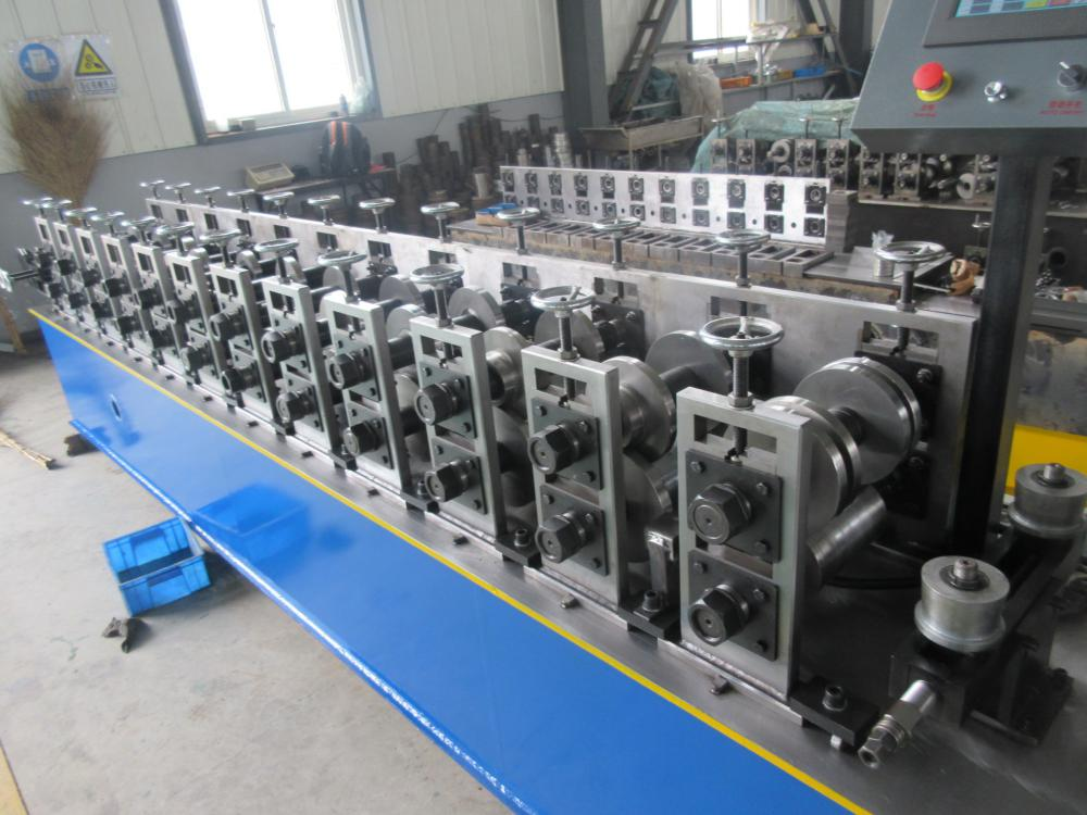 C U Channel Roll Forming Machine Light Keel Roll Forming
