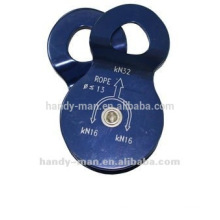 For Climbing Aluminum Rescue Fall Arrest Manufacturers Mini Pulley
