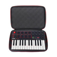 factory custom eva akai mpk mini midi keyboard case, ddj 1000srt case bag