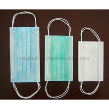 Latex Free Disposable Non Woven Medical Face Mask