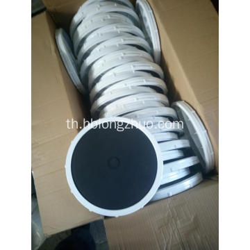 10 นิ้ว UPVC Fine Bubble disc diffuser ดิสก์
