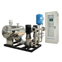 Equipo de suministro de agua presión negativa no frecuencia Variable presión constante