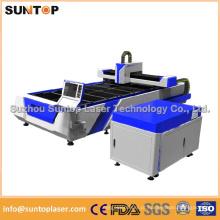 Corte do laser do metal / máquina de corte do Lase Preço / máquina de corte do laser do aço inoxidável