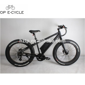 For sale down tube lithium battery electric fat bikes central motor fat e bike China