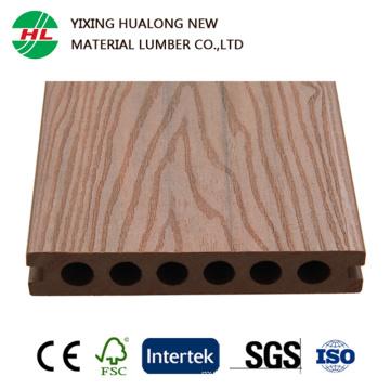 C0-Extrusion WPC Outdoor Floor Wood Plastic Composite Decking