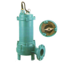 with Spiral and Multi-Point Cutting System Submersible Sewage Pump