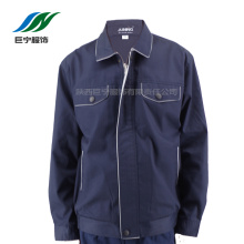 New Dark Blue Waterproof Man's Jacket