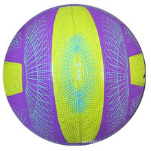 Two Color Rubber Netball Sporting
