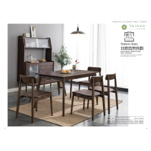 North America Dark Ash Dining Room Furniture