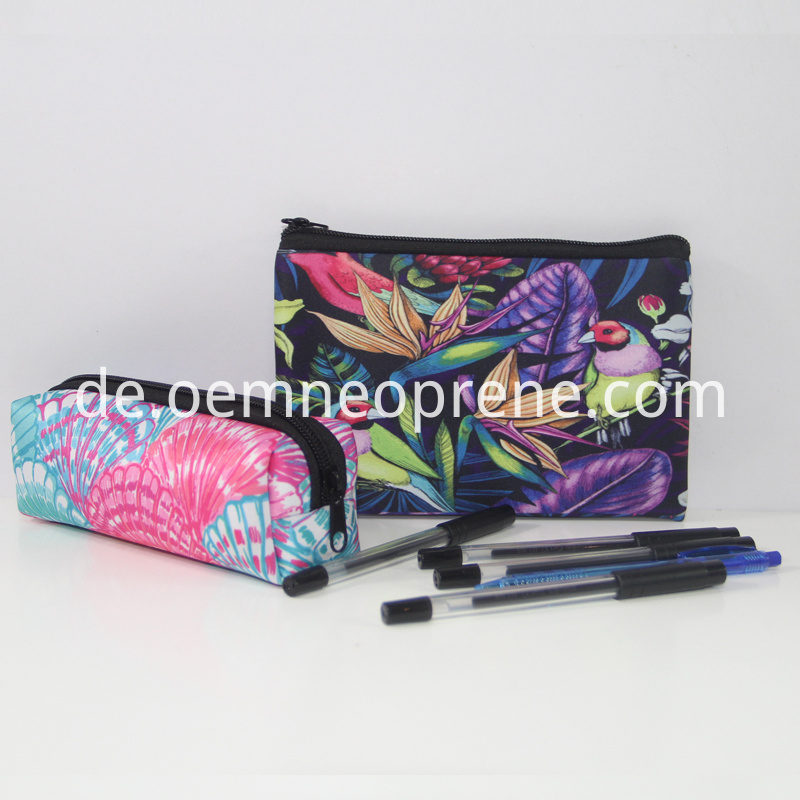 Zipper Pencil bag