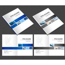 Färben Perfect Binding Handbücher Drucken