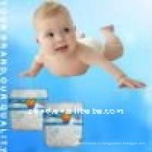 СС/ССС гидрофильный нетканый материал для пеленки младенца