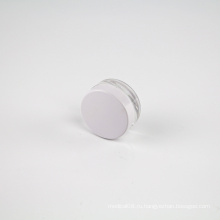 Маленькая косметическая банка круглой формы в виде баночки 5 г