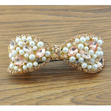2014 New Pearl Rhinestone Acrylic Hair Clips Ornaments