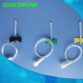 Wegwerfbare sterile Kopfhaut-Ader stellte typische Art ein