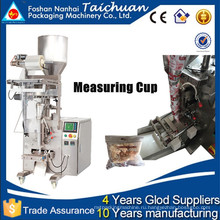 10 лет производство высокое качество заводская цена полностью автоматическая измерения чашка заедок арахис vffs упаковочные машины