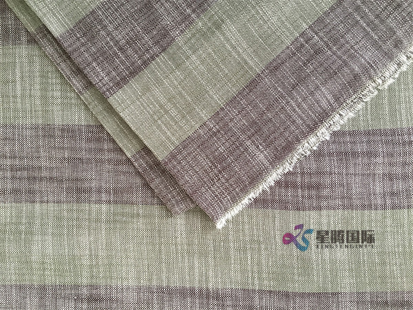 Stripe Bamboo Fabric Fabric