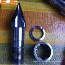 высокая точность SKD61 материала азотированные винтовой наконечник