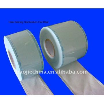 bolsas de esterilización médica bolsa de rollo plano