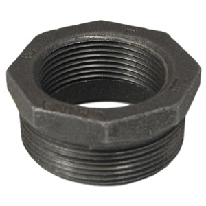 Black Black Malleable Bushing