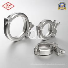 Pinça de aço inoxidável para tubos de aço inoxidável