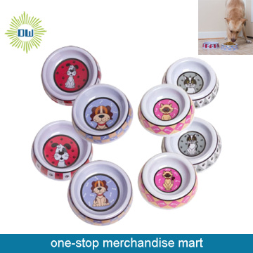Dollar Items of Melamine Pet Bowl