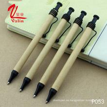 Pluma de papel personalizada de la pluma del logotipo Pluma en venta
