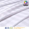 Wholesale Hotel Bedding Soft Cotton Satin Stripe Fabric