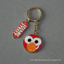 High Quality Key Ring, Epoxy-Dripping Keychain (GZHY-KC-006)