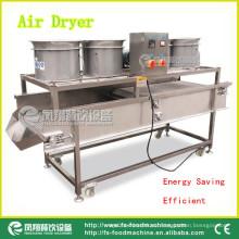 Máquina de secado de vegetales de acero inoxidable, Máquina de secado de juguetes Dm-50