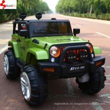 Coche eléctrico del coche fuerte del nuevo diseño / coche del juguete del vehículo con teledirigido.