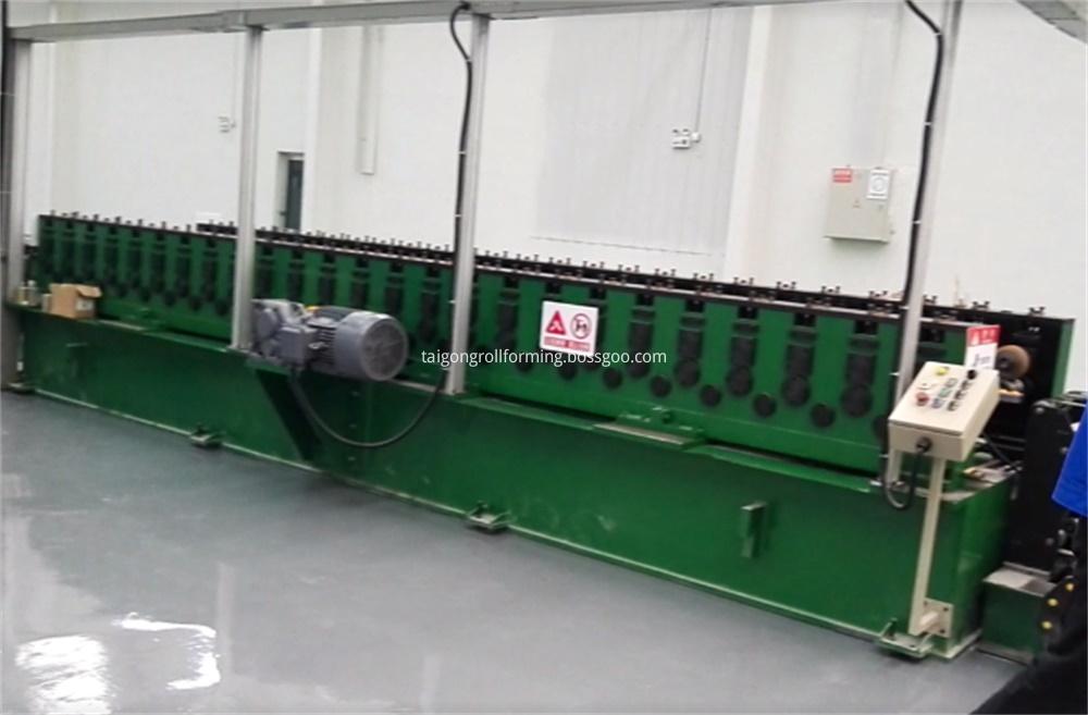 Refrigerator Side Panel Roller Forming Line