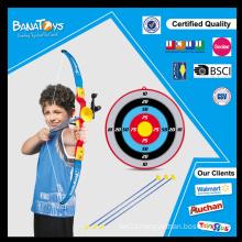 Kids indoor outdoor sport toy bow & arrow series